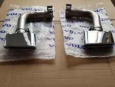 VOLVO V40 CC Set Double end pipes