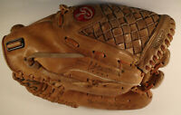 Rawlings CHA 24 Baseball Glove Leather Super Size 13 Inch Right Hand Thrower
