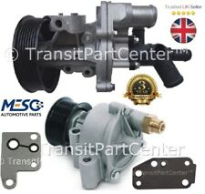 VACUUM PUMP + WATER PUMP + 2 GASKETS FOR FORD TRANSIT MK6 2.4 2000-2006