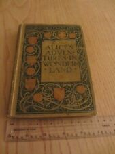 Alice in Wonderland Stories Old and New illustrated circa 1928