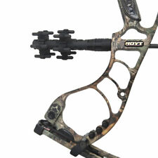 "New Hoyt Fuse 6"" Bow Stabilizer 5oz Black Shock Rods Rx1 Pro defiant Turbo Klash"
