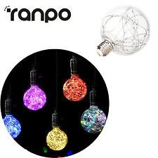 G95 LED Light Bulbs Edison E27 Starry Fairy String Xmas Party Lamp 220V RD330