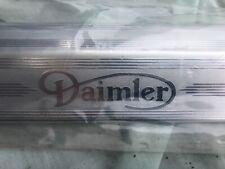 NEW DAIMLER JAGUAR XJ6 XJ12 LWB  LH TREAD PLATE BD40807 NOS