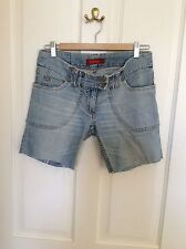 River Island Denim Cut Off Shorts, Size 8