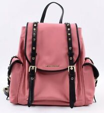 MICHAEL KORS Women's LEILA Small Rose Pink Nylon Backpack