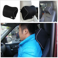 Travel Neck Pillow Memory Foam Soft Large Supplies Space Car Head Rest Support