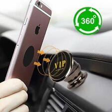 360° Universal Magnetic Car Mount Phone Holder For iPhone X 8 7 Samsung S8 Note8