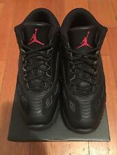Air Jordan 11 ie Retro Size 8 Referee Black Bred Patent Leather Chicago 1 Wings