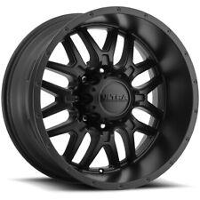 """Ultra 203SB Hunter 20x10 8x6.5"""" -25mm Satin Black Wheel Rim 20"""" Inch"""