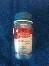 Rubbermaid Refill Reuse 14 oz. 400 ml Spout Water Bottle, New