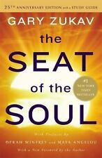 *NEW Seat of the Soul (25th Anniversary Edition) With Study Guide Gary Zukav PB