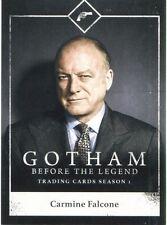 Gotham Season 1 Character Bios Chase Card C12 Carmine Falcone