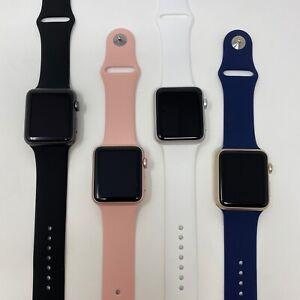 Apple Watch Series 1 42MM GPS Aluminum - Space Gray Silver Rose Gold | B-Grade