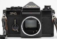 Canon F-1 Gehäuse Body SLR-Kamera Spiegelreflexkamera