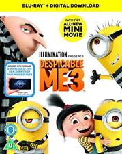 Despicable Me 3 2D Bd DVD NEW