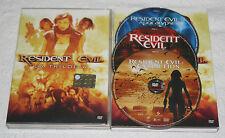 Resident Evil - La Trilogia Milla Jovovic (3 DVD) *EDICOLA*.