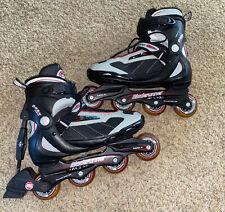 Bladerunner Pro 78 Inline Roller Skates Blades ABEC 5 78 mm - Men's Size 13 EUC