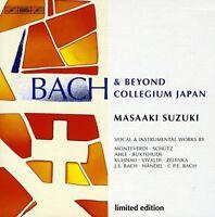 Masaaki Suzuki, Bach Collegium Japan - Bach & Beyond [New CD]