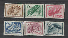 FRANCOBOLLI 1952 JUGOSLAVIA SPORT MNH Z/757