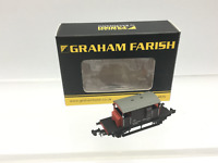 Graham Farish 377-851 N Gauge SR 25t Pill Box Brake Van 56365