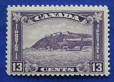 CANADA  (#201) 1932 Citadel at Quebec MNH single