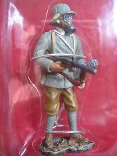 FIGURINE HACHETTE  SOLDATS DE 1914 1918 14-18  #  23B FANTASSIN ALLEMAND 1918