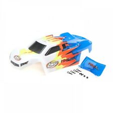 Losi Body Blue/White: Mini-T 2.0 LOS210014