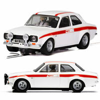 SCALEXTRIC Slot Car C3934 Ford Escort MkI 50th Anniversary