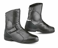 TCX BOTTES CHAUSSURES 7170W HUB WP ETANCHES HOMOLOGUEES MOTO SCOOTER CUIR