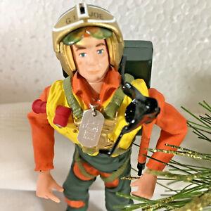 2001 Hallmark Keepsake Ornament G.I. Joe Fighter Pilot Christmas Tree Decoration