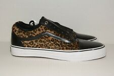 Vans OLD SKOOL 92 PRO S CHEETAH JASON DILL SYNDICATE BLACK WHITE VN-00ZS5QL 11