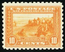 404, Mint 10¢ VF Never Been Hinged With Graded PSAG Certificate - Stuart Katz