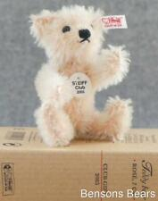 Steiff 2003 Club Renewal Gift Miniature Bear Rose Pink With Big Box Ean 420375