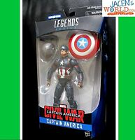 "Captain America 6"" Captain America Civil War BAF Giant Man Marvel Legends Figure"