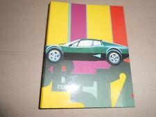 Quaderno Anelli Ferrari 512 SCHOOL Scuola Ring Binder Vintage