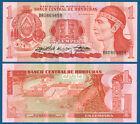 HONDURAS 1 Lempira 1989 UNC P. 68 c
