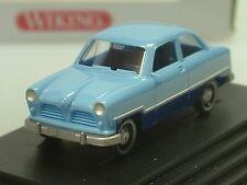 Wiking FORD TAUNUS 12 M, Wiking classica - 799 06 - 1/87