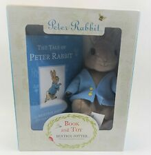 Peter Rabbit Book and Toy Beatrix Potter