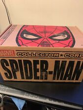 Funko Pop Spider-Man Marvel Collectors Corps Box, Orginal Packaging
