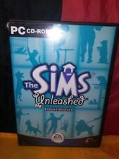 The Sims: Unleashed Expansion Pack PC CD-ROM