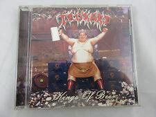 Tankard Kings of Beer Rock Thrash FIRST PRESS Erste Pressung Jahr 2000