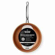 9.5 inch Frying Pan steel ceramic Fry Non stick Copper Cookware Titanium Skillet