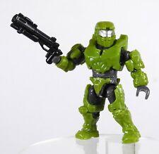 Halo Mega Bloks UNSC Spartan Green/Lime Mark IV | Mattel / Minifigure