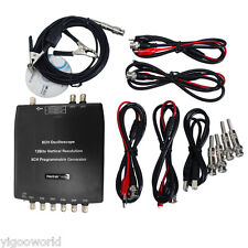 HANTEK 1008C 8CH USB Automotive Diagnostic Oscilloscope DAQ Program Generator US