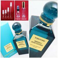 NEROLI PORTOFINO Tom Ford Private Blend SAMPLE 2ml 3ml 5ml 10ml Glass Spray