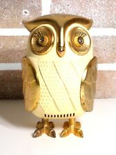 RADIO OWL MADE IN JAPAN 1960 WAIMEA VINTAGE TUBE BAKELITE PLASKON MODERNARIATO
