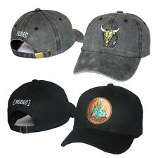 black Travis Travi$ Scott Rodeo Hat Tour Cactus Strapback baseball Caps