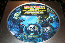 IRON MAIDEN The final frontiers !!! METAL BOX LIMITED EDITION