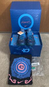 NEW 🔥2013 Nike Kevin Durant KD IV YOTD *SPECIAL EDITION BOX (US Sz 10) w/ Shirt