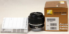 Nikon Nikkor 50mm f/1.2 SIC AI-S Manual Focus Lens - Brand New in Box